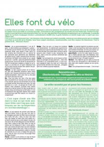 """Avec la collaboration participants à notre manifestation et au site ellefontduvelo.com, un tour d'horizon du cyclisme """"pour elles""""..."""