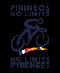 Logo challenge no limits pyrénées