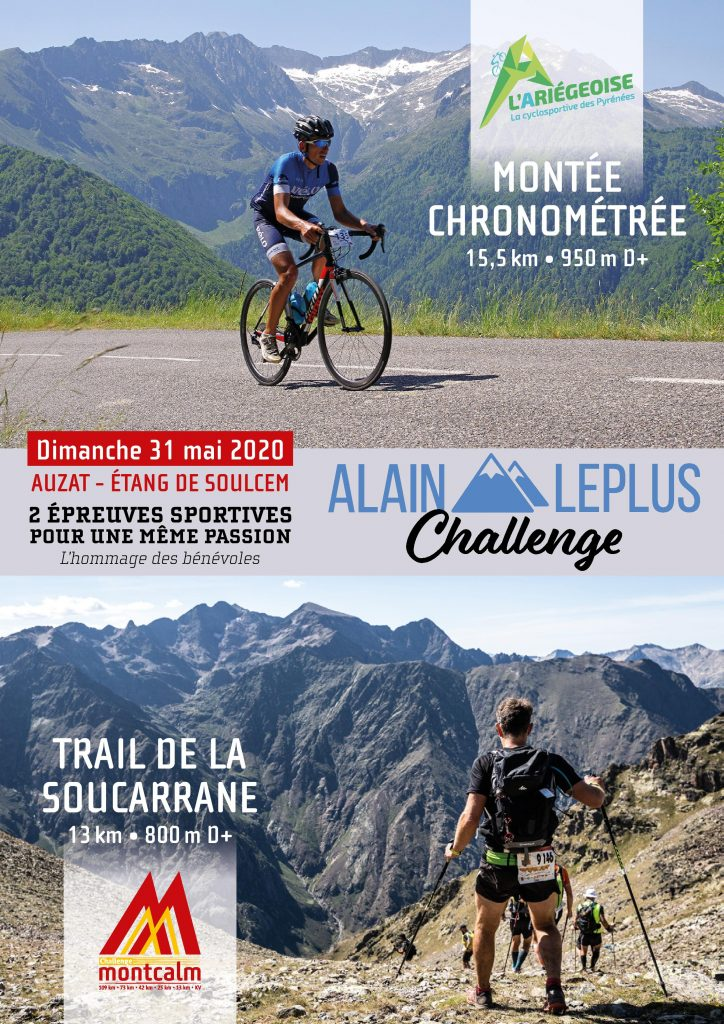 Flyer Challenge Alain LEPLUS